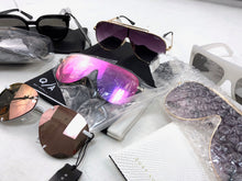 Load image into Gallery viewer, Quay Sunglasses | Women | NEW w/Case | Assorted Bundle | 10 Piece Min.