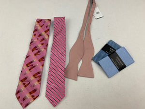 Ties & Pocket Squares | Assorted Lot | 56 Pieces