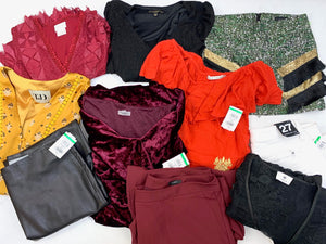 Popular Retailers | Women's Apparel | Premier | RETURNS | $60+ MSRP | Assorted Bundle