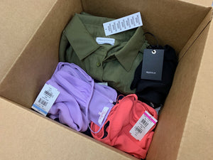 Popular Retailers | Women's Apparel | Mid-Value | Tag-Price: $30-$68.99 | Assorted Bundle