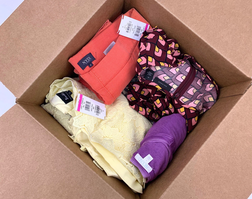 Women's Popular Retailers | ECONOMY RETURNS | Assorted Bundle
