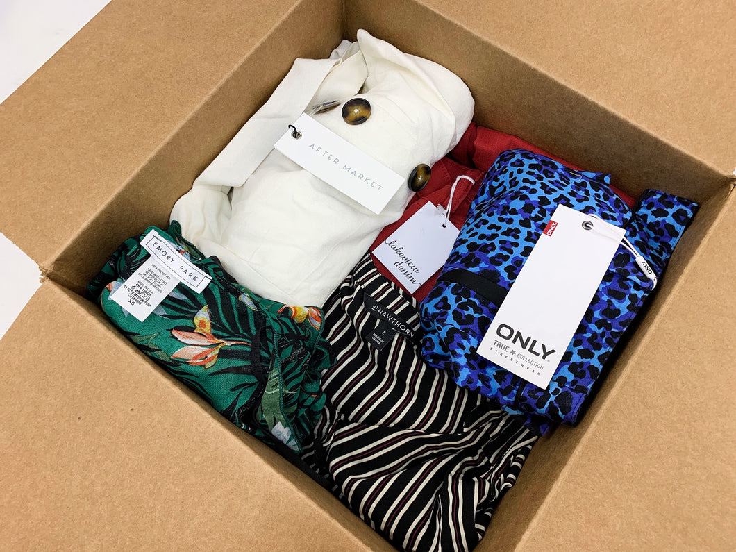 Boutique Brands - Women's | Assorted Bundle | 10 Piece Min.
