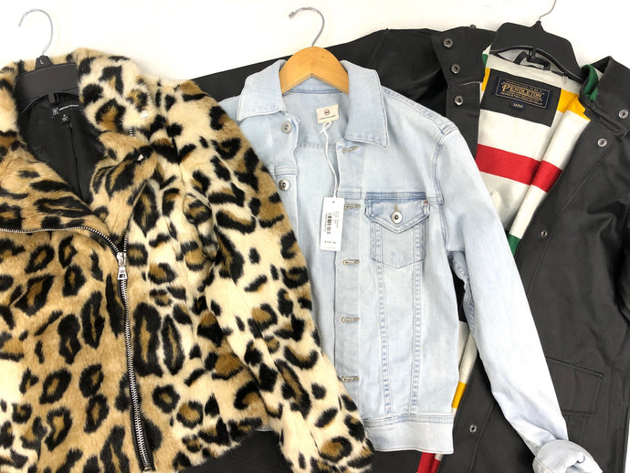 Popular Retailers | Women's Jackets & Coats | SHELF PULLS & RETURNS | 4 Piece Min.