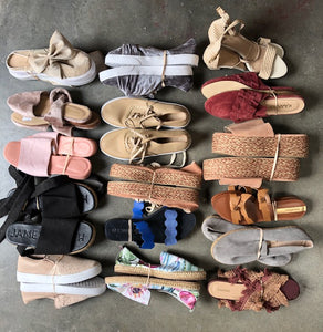 RVLVE Brands | Women's Shoes | SAMPLES | Assorted Bundle