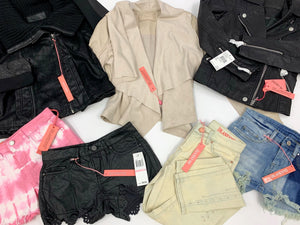 Blank NYC | GIRLS (Kids) Assorted Apparel | BRAND NEW W/TAGS | 10 Piece Min.