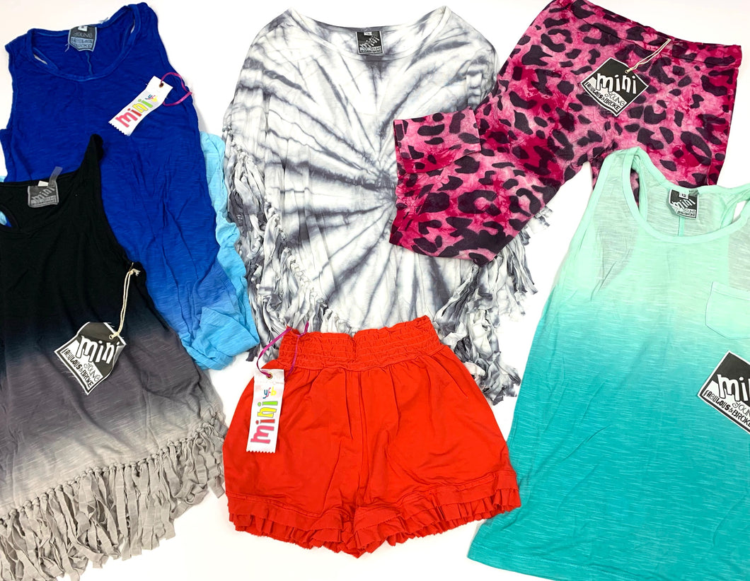 YFB | GIRLS (Kids) | Assorted Apparel | NEW WITH TAGS | 10 Piece Min.