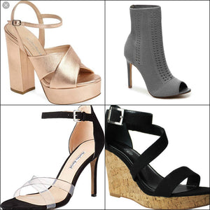Charles David Shoes | Women | BRAND NEW | Assorted Bundle | 5 Pairs Min.