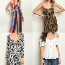 Load image into Gallery viewer, Boutique Brands - Women's | Assorted Bundle | NO HANG TAGS | 25 Piece Min.