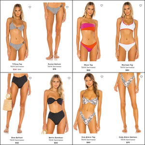 TAVIK | Ladies Assorted Swimwear | NEW WITH TAGS | 10 Piece Min.