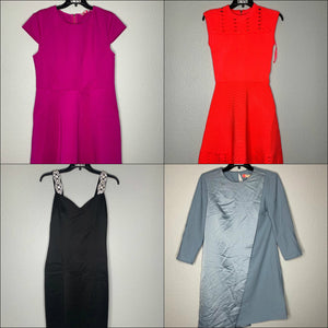 Ted Baker | Women's Assorted Dresses | BRAND NEW W/TAGS | 4 Piece Min.