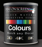 Colours by Paint On Screen