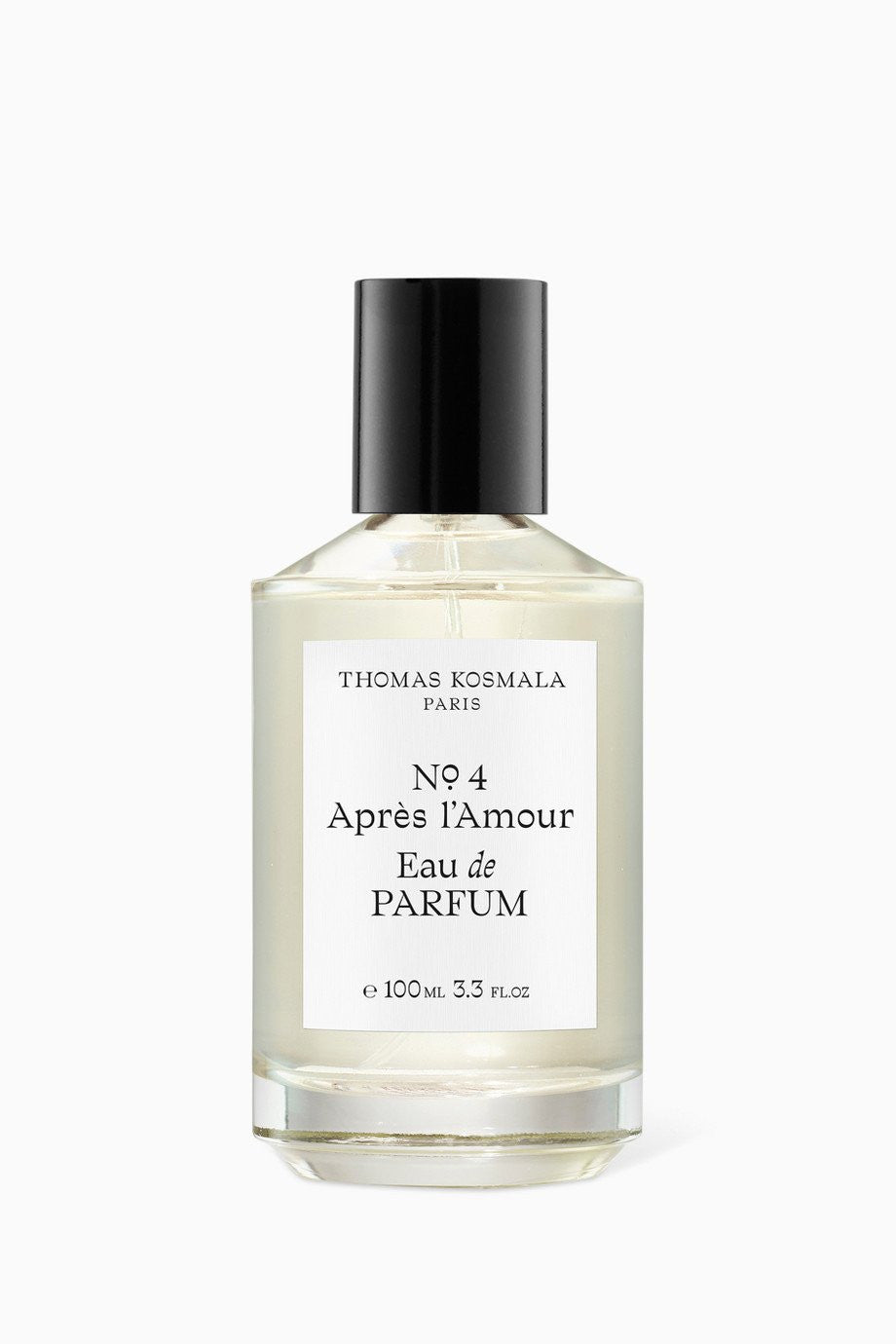 No. 4 Apres L'Amour Eau de Parfum 100ml by Thomas Kosmala - markaperfumery