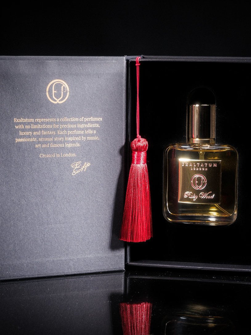 Ruby Wood Eau de Parfum by Exaltatum London - markaperfumery