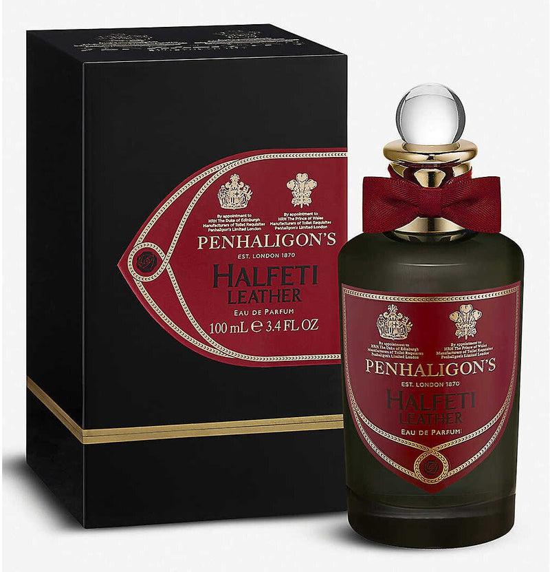 Halfeti Leather Eau de Parfum by Penhaligon's