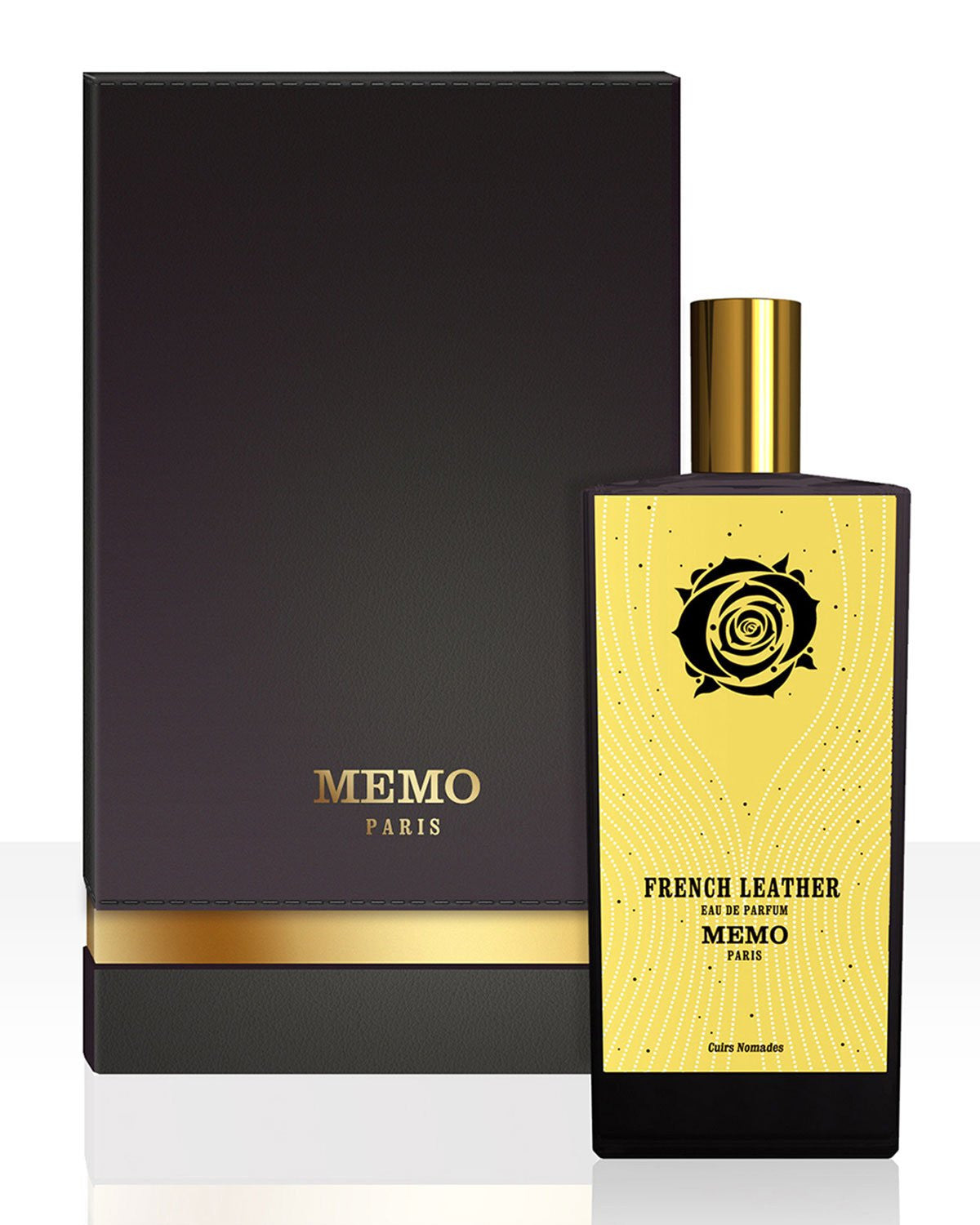 French Leather Eau de Parfum by Memo Paris - markaperfumery