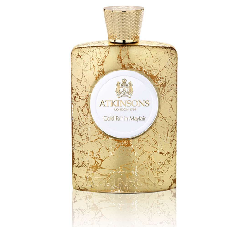 Gold Fair in Mayfair Eau de Parfum by Atkinsons