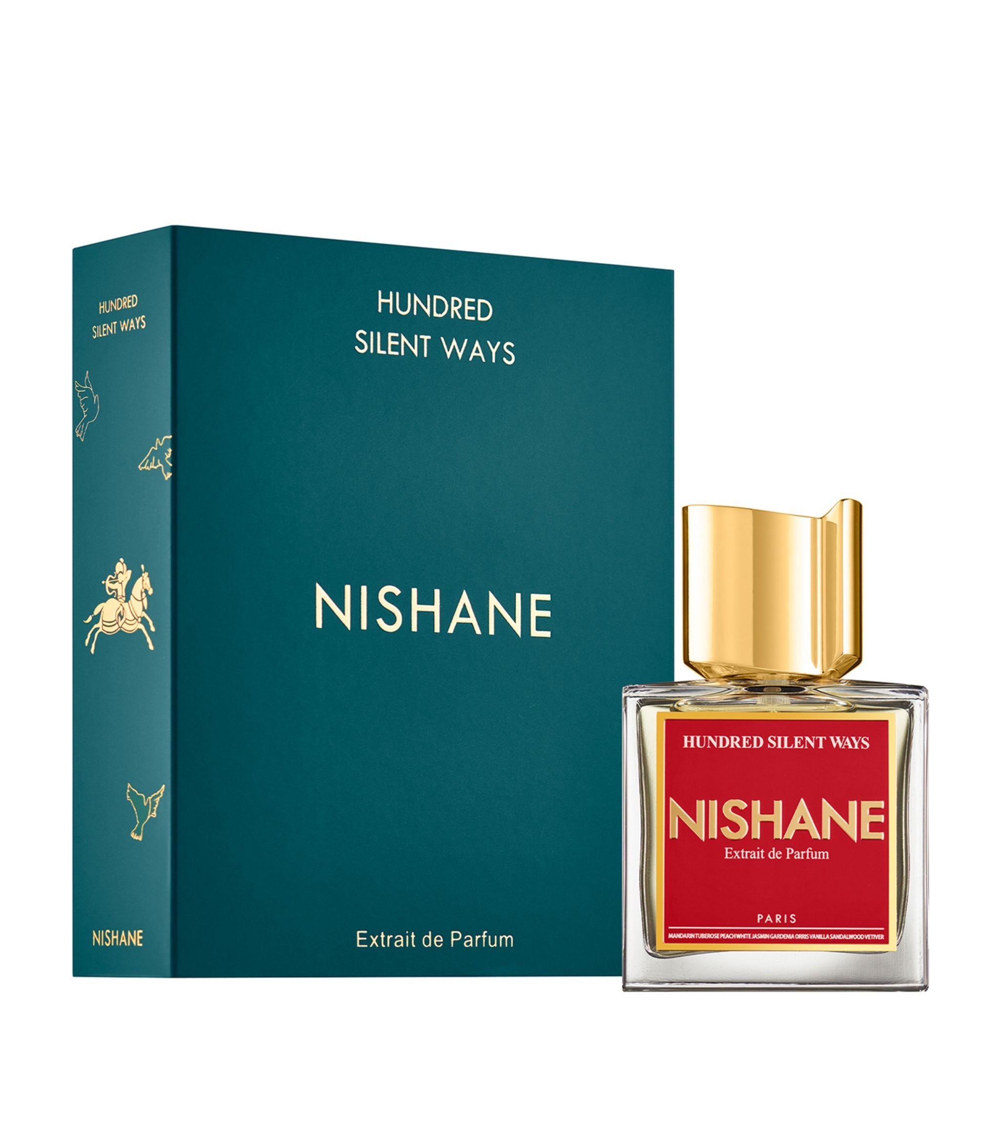 Hundred Silent Ways Extract de Parfum by Nishane
