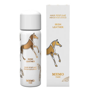 Irish Leather Hair Mist by Memo Paris