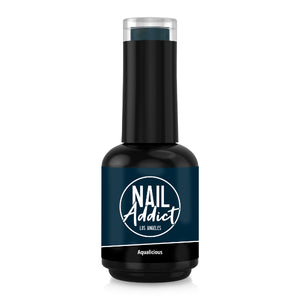 Soak-Off Gel Polish Aqualicious Blue Navy Blue
