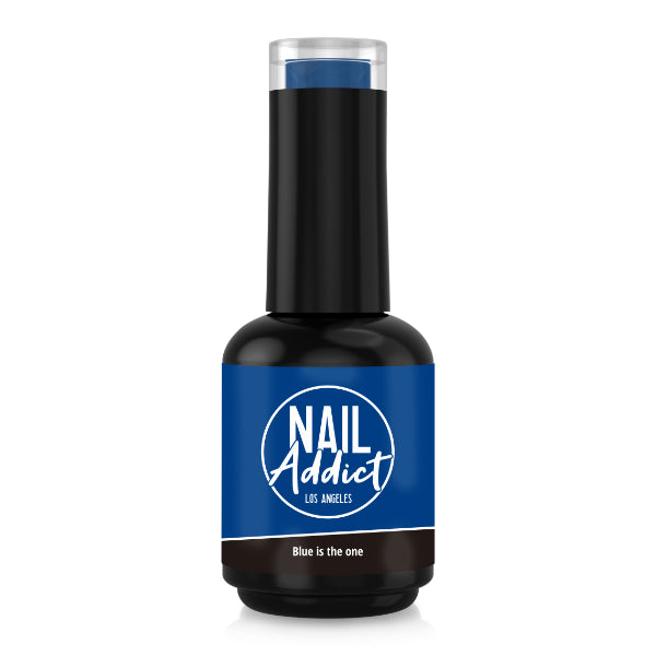 Soak-Off Gel Polish Blue is the one Blue Navy Blue