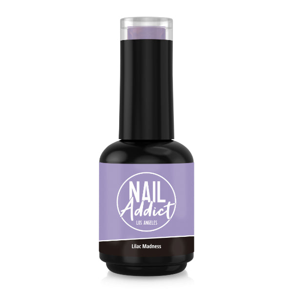 Soak-Off Gel Polish Lilac Madness Purple Lavender