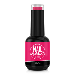 Soak-Off Gel Polish Pinky Pink Pink Fuchsia