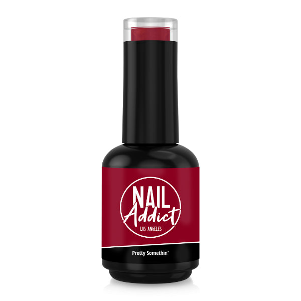Soak-Off Gel Polish Pretty Somethin' Red Brick