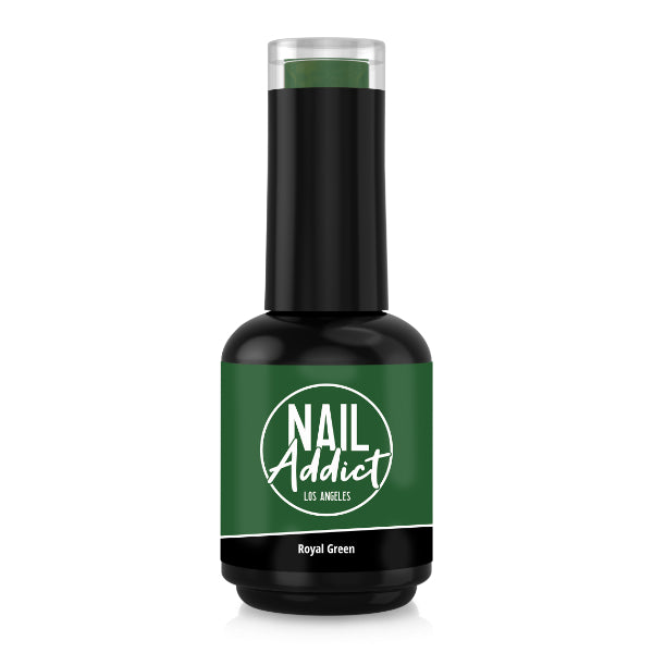 Soak-Off Gel Polish Royal Green Green Dark Green