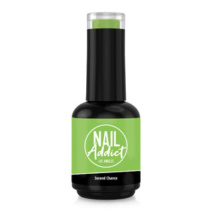 Soak-Off Gel Polish Second Chance Green Light Green
