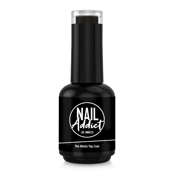 Soak-Off Gel Polish The Matte Top Coat