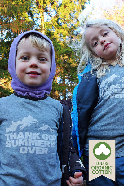 TGSiO kids ECO shirt