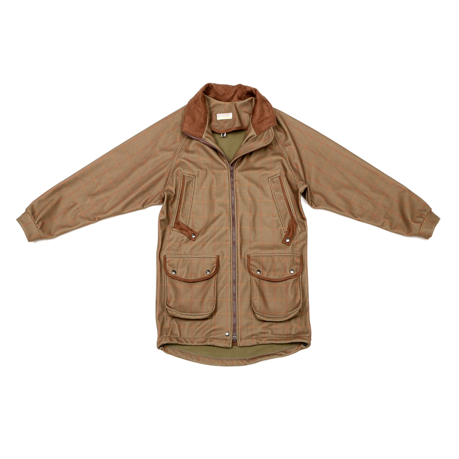 Field-coat Gameshooter men grampian tweed