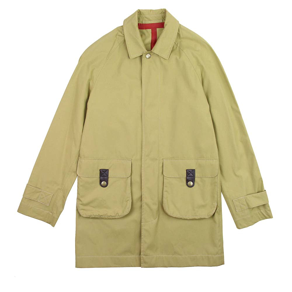 Impermeable City ventile camel