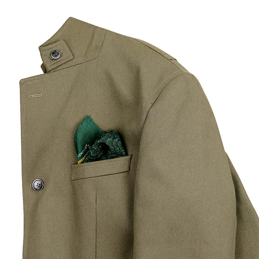 Veste Beaumont cavalry twill fawn
