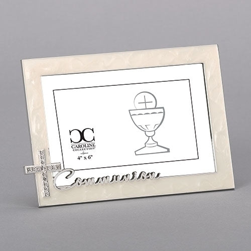 "COMMUNION FRAME -  4X6 - 4.75""H"