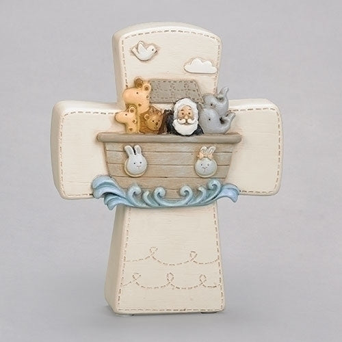 "Noah's Ark Table Cross 6.25""H"