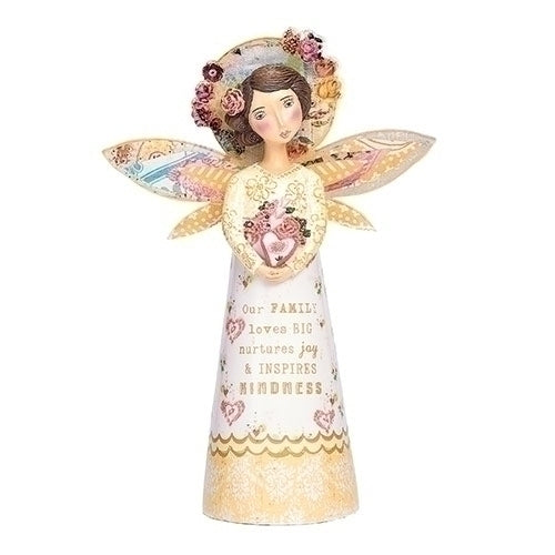 "Be Blessed Angel Figure 8.75""H"