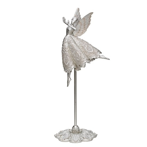 "Dancing Angel on Stand 23""H"