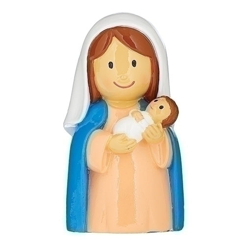 "Madonna and Child Figure 3""H"