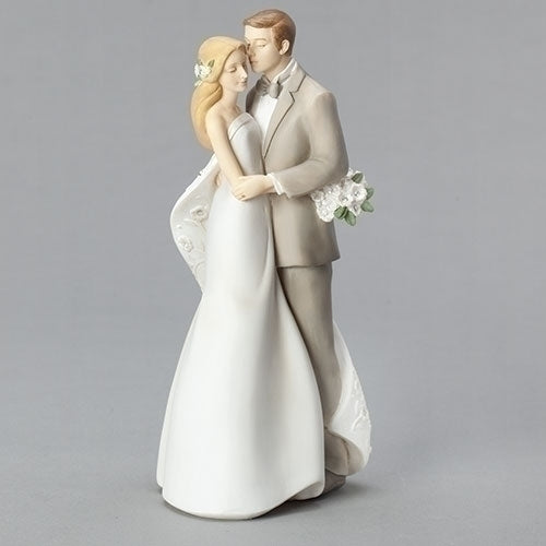 "CAKE TOPPER - TOGETHER FOREVER 9.25""H"