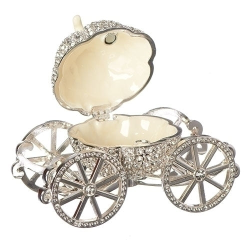"CARRIAGE KEEPSAKE 2.75""H"