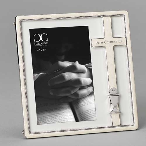COMMUNION FRAME - 4X6 - 7.25 H