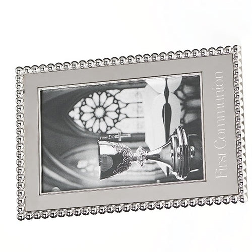 "COMMUNION FRAME  - 4X6 - 8"" H"