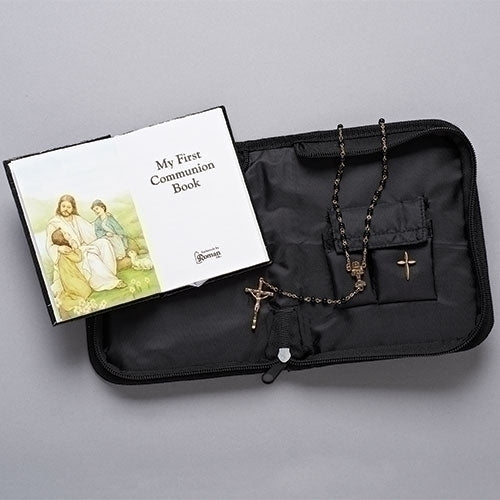BOY COMMUNION FOLDER 4PC SET