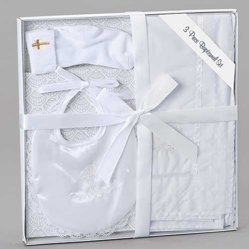 BAPTISM GIFT SET 3PC