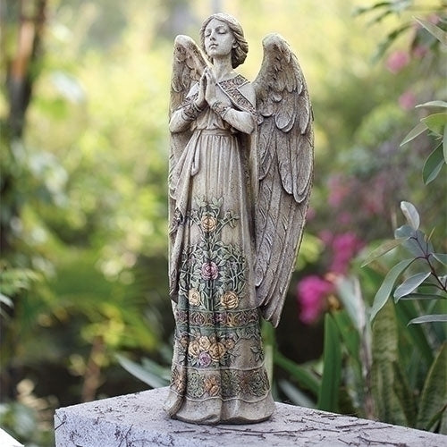 "ANGEL - 24""H PRAYING ANGEL GARDEN"