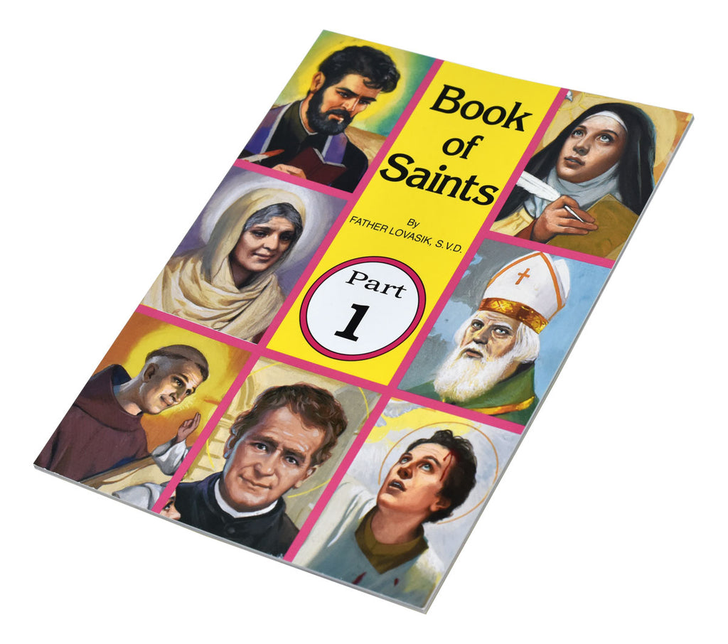 Book Of Saints (Part 1)