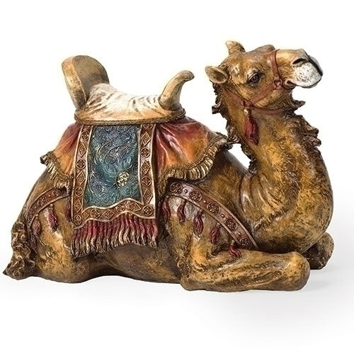 "CAMEL NATIVITY COLOR 27"" SCALE"
