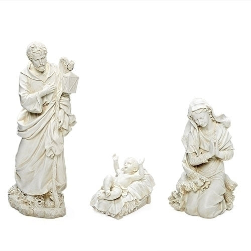 "Holy Family 3pc set 39"" Scale"