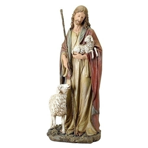 "Good Shepherd Figure 36.5""H"